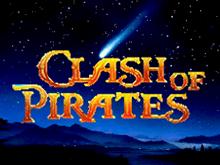 Бесплатный виртуальный игровой автомат Clash Of Pirates