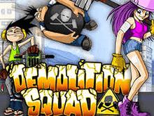 Играть в Команда Разрушителей в Вулкане
