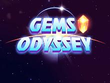 Играть бесплатно в необычный автомат Gems Odyssey