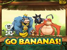 Игровой автомат 777 Вперед, Бананы!