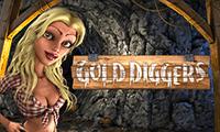 Игровой автомат Gold Diggers в казино Вулкан