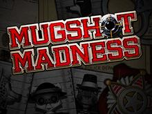 Бесплатно играть в виртуальный автомат Mugshot Madness