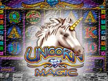 Азартная игра от Novomatic Unicorn Magic для посетителей сайта